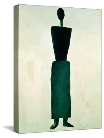 Suprematist Female Figure, 1928-32