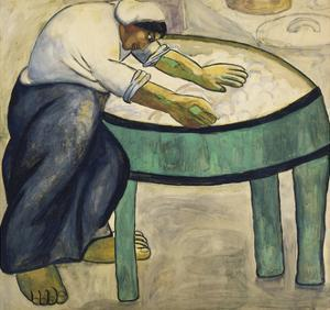 The Washerwoman, 1911 by Kasimir Malevich