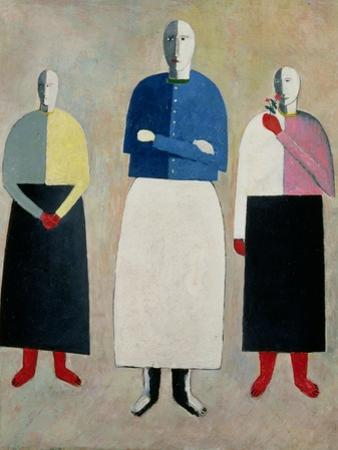 Three Little Girls, 1928-32