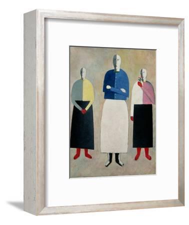 Three Little Girls, 1928-32