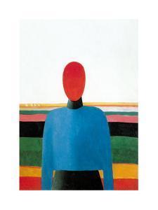Torso, 1928/32 by Kasimir Malevich