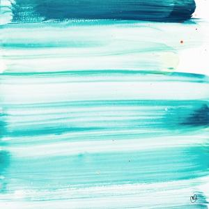Blue Color Study I by Kat Papa