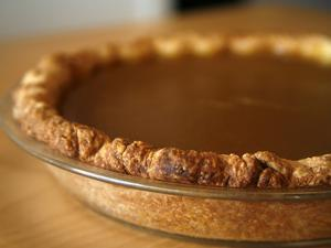 Pumpkin Pie by Katano Nicole