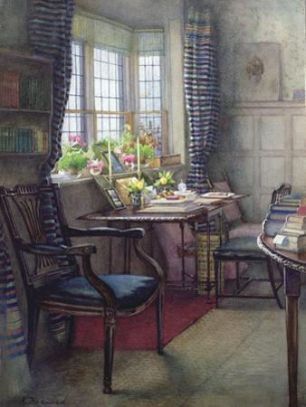 The Hut Cupboard, Bray, Berkshire, C.1890 by Kate Barnard