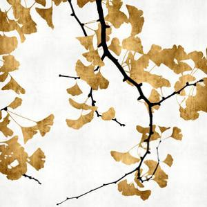 Ginko in Gold II by Kate Bennett