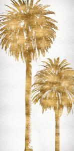 Golden Palms Panel III by Kate Bennett