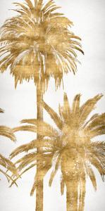 Golden Palms Panel IV by Kate Bennett