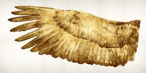 Golden Wing I by Kate Bennett