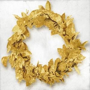 Golden Wreath I by Kate Bennett