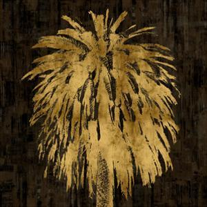 Palms In Gold I by Kate Bennett