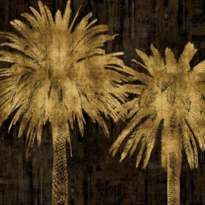 Palms In Gold II by Kate Bennett