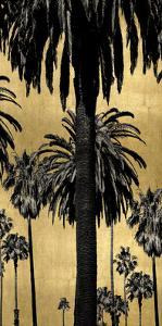 Palms with Gold II by Kate Bennett
