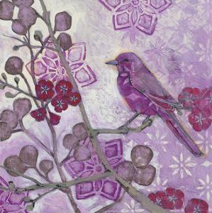 Plum Song II by Kate Birch