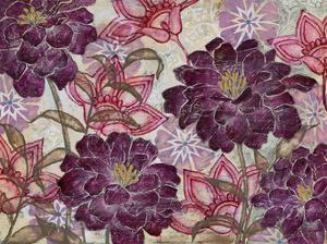Purple Deluge by Kate Birch