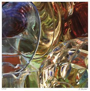 Translucent Square 43 by Kate Blacklock