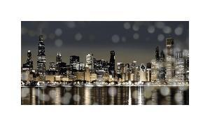 Chicago Nights I by Kate Carrigan