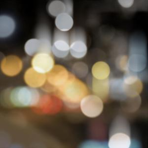 City Lights I by Kate Carrigan