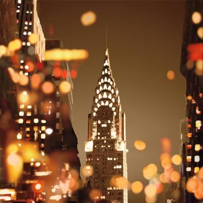 City Lights-New York