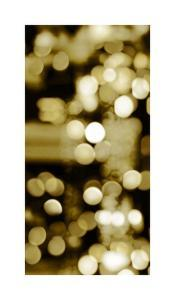 Golden Reflections Triptych I by Kate Carrigan