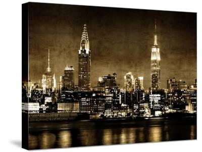 NYC in Sepia by Kate Carrigan