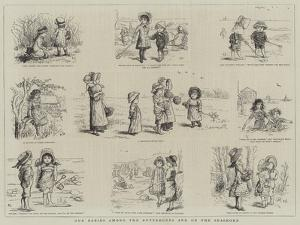 Our Babies Among the Buttercups and on the Seashore by Kate Greenaway