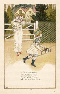 Ride a Cock-Horse by Kate Greenaway
