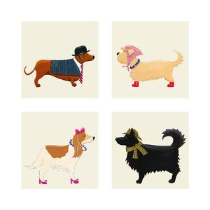 City Dogs and Country Dogs by Kate Mawdsley