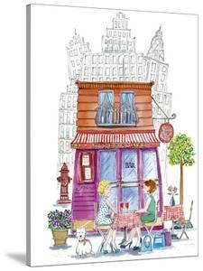 Street Cafe by Kate Mawdsley