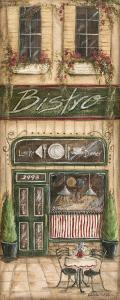 Bistro by Kate McRostie