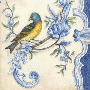 Chinoiserie Aviary II by Kate McRostie