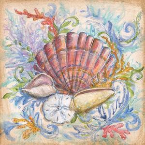 Low Tide IV by Kate McRostie