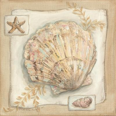 Sandy Scallop by Kate McRostie