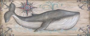 Whale Watch I by Kate McRostie
