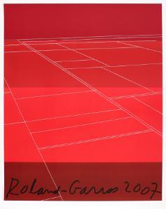 Roland Garros, 2007 by Kate Shepherd