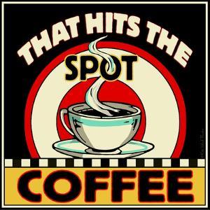 Coffee Hits the Spot by Kate Ward Thacker