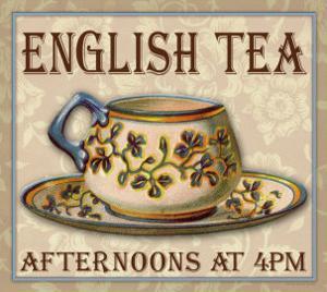 English Tea by Kate Ward Thacker