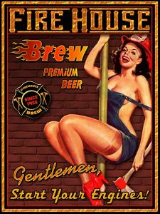 Fire House Brew by Kate Ward Thacker