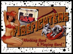 Firefighter by Kate Ward Thacker