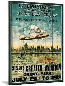 Great Lakes Flying Boats by Kate Ward Thacker