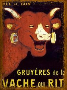 Guryeres Cow by Kate Ward Thacker