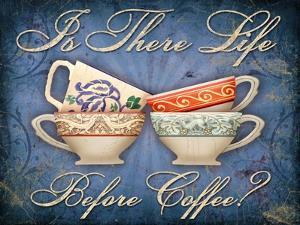 Life Before Coffee by Kate Ward Thacker