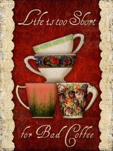 Life is too Short by Kate Ward Thacker