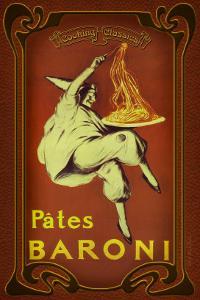 Pates Baroni by Kate Ward Thacker