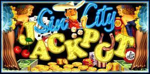 Sin City Jackpot by Kate Ward Thacker