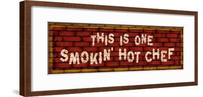 Smokin' Hot Chef