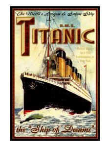 Titanic by Kate Ward Thacker
