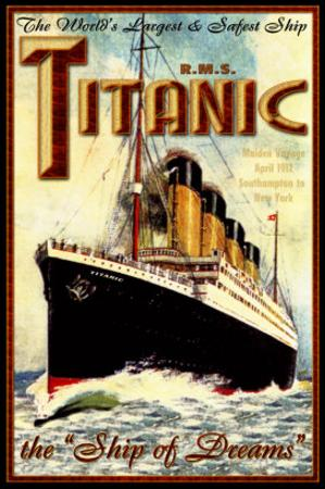 Titanic by Kate Ward Thacker