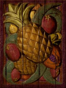 Tropical Fruit, Pineapple by Kate Ward Thacker