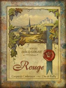 Vin de Bourgogne by Kate Ward Thacker
