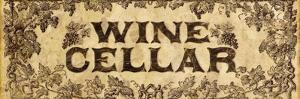 Wine Cellar by Kate Ward Thacker